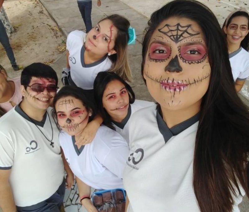 Tradição mexicana: el día de los muertos