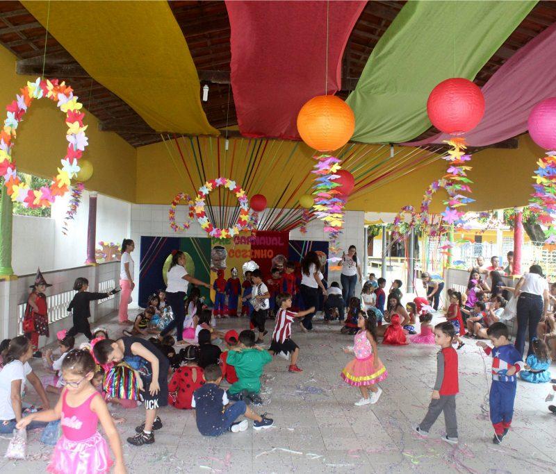 Pré-Carnaval Educação Infantil